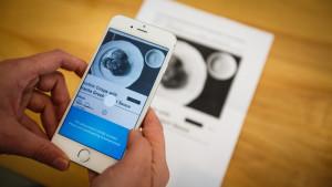 iPhone Doc Scanner App