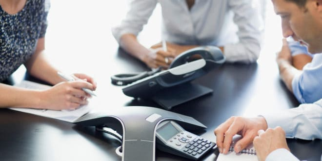 4. Schedule to be on The Conference Calls