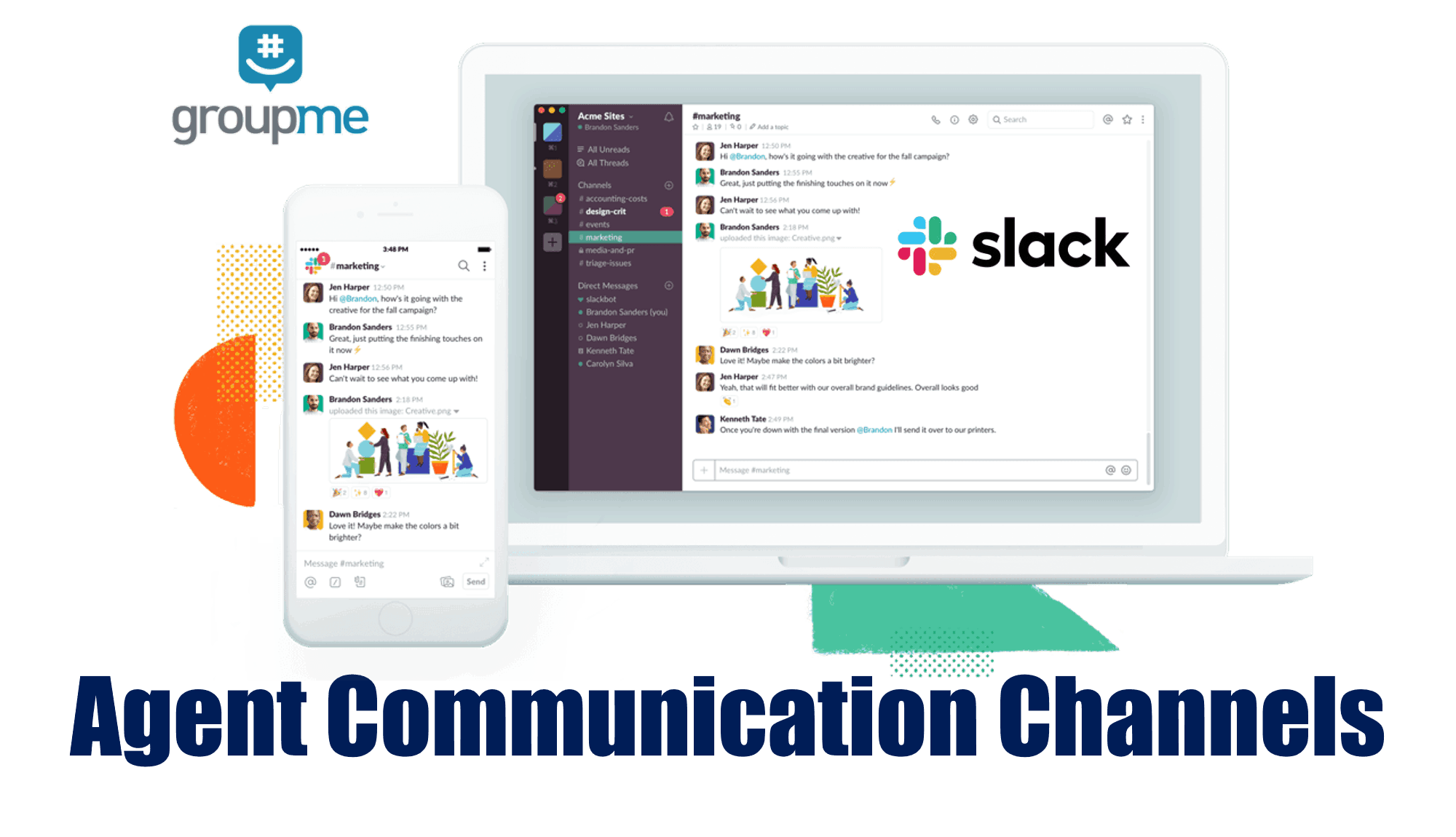 6. Join Our Communication Platform