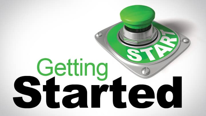 2. Watch Getting Started