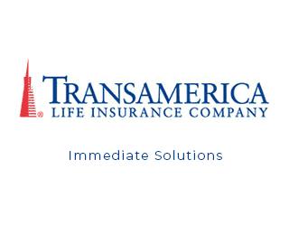 Transamerica - Immediate Solutions